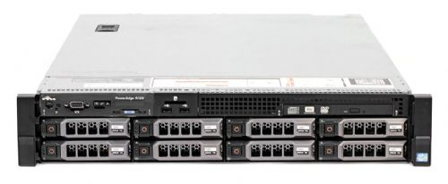 DELL PowerEdge R720  Server 2 x E5-2650 v2  8TB SAS  72GB RAM VMWARE ESXI / Hyper-V